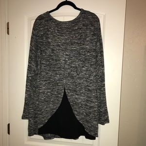Old Navy Tulip-Back Sweater 3x